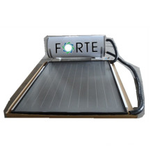 Calentador de agua solar plano a presión presurizado de Grado uno