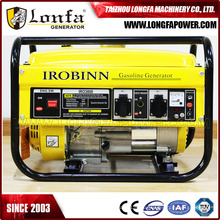 Irobinn дома Резервный бензиновый генератор 2000 Вт для продажи