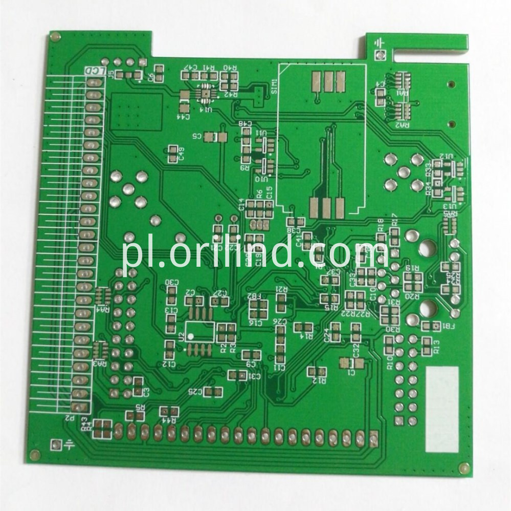 HASL with lead circuit board