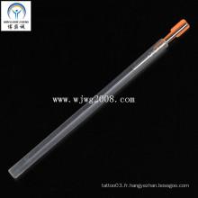 Aiguilles d'acupuncture avec poignée en cuivre-tube (AT-10)