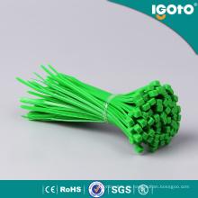 UL SGS Kunststoff Kabelbinder mit Label
