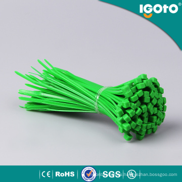 Corbata de cables de nylon de alta calidad Fabricantes