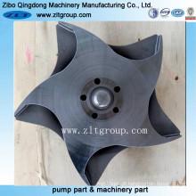 Componentes de bomba de aço carbono / liga de aço Durco na China