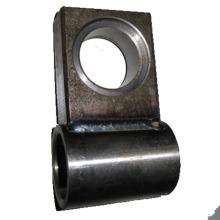 Piezas de mecanizado de precisión por acero