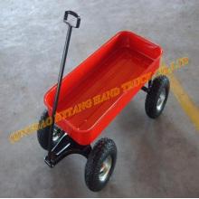 Metal carroça carrinho para crianças e crianças