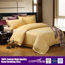 Capa de edredão de cama de linho pura 100%