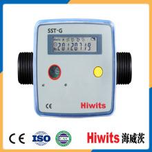 Medidor de flujo de calor inteligente del radiador