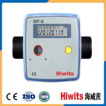 Medidores de fluxo ultra-som remoto de montagem em parede de alto desempenho Fabricante