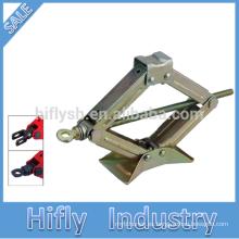 JFM-1001-02 Jack de elevación 1 tonelada Jack de tijera manual Powered Auto Tools Screw Jack