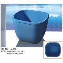 Mini bañera / baño para niños / bañera de tamaño pequeño