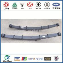 Système de suspension semi-remorque à ressort à lames arrière
