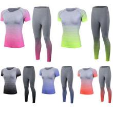 Frauen Fitness & Sport Anzug Activewear BH + Legging Hosen