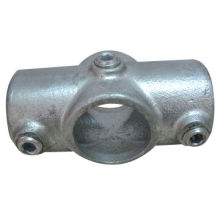 Malleable Iron Pipe Clamp Fittings, CE/ISO-certified