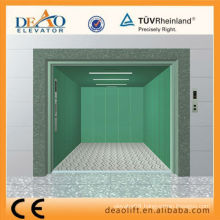 DEAO New 5000kg Freight Elevator with Opposite Door