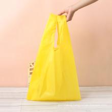 2021 new design Korean portable fluorescent shell canvas fabric tote bags