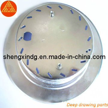 Aluminium Deep Drawing Stamping Punching Parts (SX072)