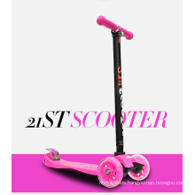 New 3 Wheels Mini Foldable Kids Push Scooter for Wholesale