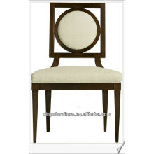 Hand wooden hotel dining chair XY3100