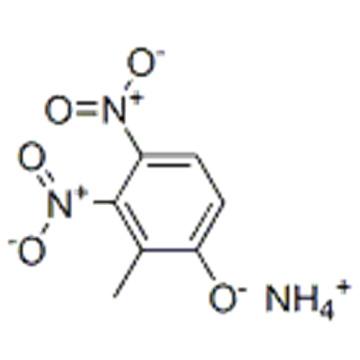 Ammonium dinitro-o-cresolate CAS 2980-64-5