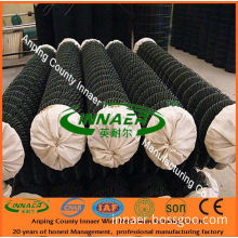 Powder Coated Chain Link Fence (Width: 0.5m-3m)