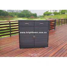 Rattan Wicker Shoe Cabinet Bp-S51