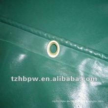 Lona laminada de PVC