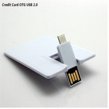 China Gold Supplier for 8Gb Otg Phone Usb Flash Drive Swivel OTG Card USB Flash Drive 64gb export to Italy Factories