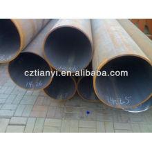 Germany standard Din 1629 Din 17175 DIN 2445 st 37 st 52 st45.8 seamless steel pipe CANGZHOU TIANYI STEEL PIPE CO,.LTD