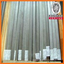 Top-Qualität 10mm Quadrat solide Stahlstange