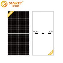 Panneau solaire mono 9BB 144cells demi-coupe 430w