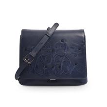 Handbag Purse Turnlock Flap Closure Women Structured Bag