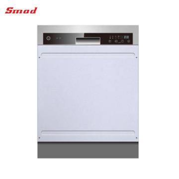 Mini lavaplatos semiautomático completamente automático profesional del acero inoxidable