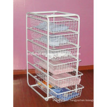 6 Layer Wire Clothes Storage Holder (LJ4019)