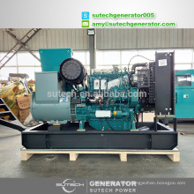Open type or silent type 100 kva Deutz diesel generator with TD226B-6D engine