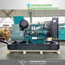 Tipo aberto ou tipo silencioso gerador diesel de 100 kva Deutz com o motor TD226B-6D
