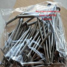 Fabricación común del clavo de la construcción del clavo Fábrica común del clavo del hierro del clavo