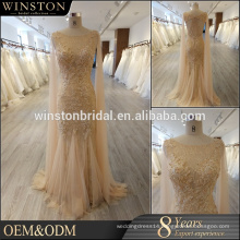 OEM manufacturers champagne mother of the bride dresses
