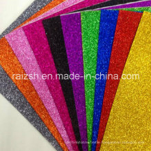 Printed Glitter EVA Foam Sheet for Education Craft EVA Foam