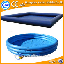 Small inflatable pool rental inflatable indoor swimming pool for kids