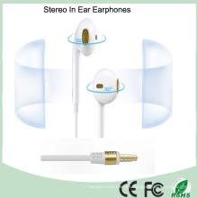 Elegante auricular para auriculares en la oreja para iPhone (K-168)