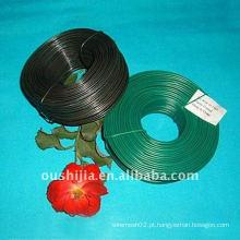 Durable PVC revestido Wire