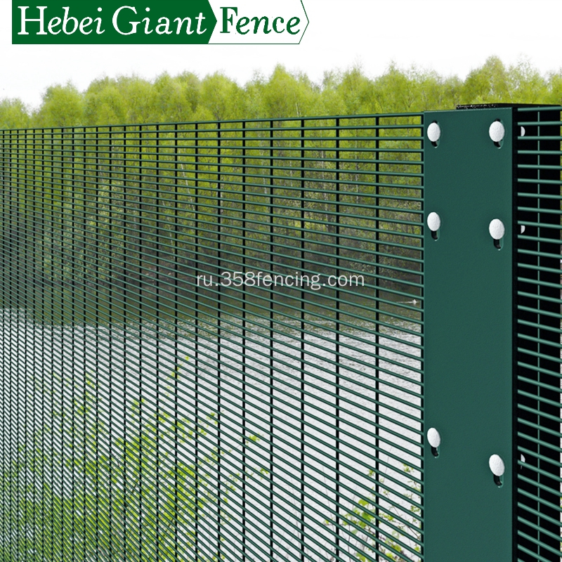 High-quality+358+High+Security+Anti-climb+wire+mesh+Fence