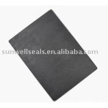 Non Amianto Folha Comprimida com fibra de carbono 350 Graus