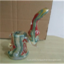 Special Style Glass Spoon for Tobacco Smoking Wholesale (ES-HP-178)