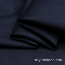 Polyesterblandning Combed Woven Dyed Twill Fabric