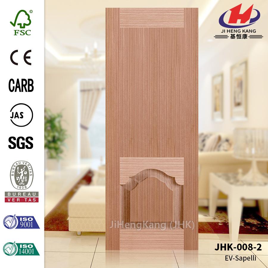Engineered Sapele Laminate Door Skin