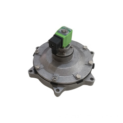 diaphragm pulse solenoid valve forbaghouse dust collector