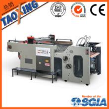 Einfarbige Farbe & Seite Vollautomatische Swing Siebdruckmaschine für Keramik Decals direkt ab Werk