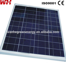Paneles de pared solar Sunpower