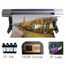 2.2 Meter High Definition Multipurpose UV Inkjet Printer